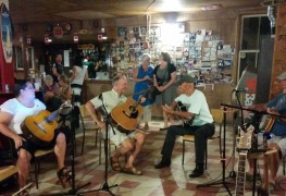 Fiddlers at the Fort